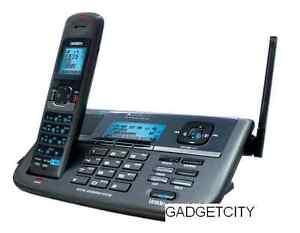 uniden xdect r055 1 8ghz digital dect cordless phone no packaging ebay rh ebay com  uniden xdect r055 manual