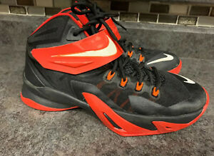 Nike LeBron Soldier 8 Basketball Shoes