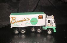 Micro Machines Semi Truck Brenda's Old Fashioned Vanilla Ice Cream Galoob