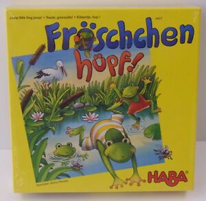 Les grenouilles Haba sautent!   - Nouveau Nouveau Soudé