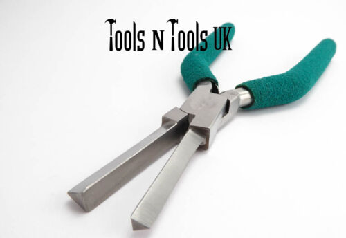 """6.75/"""" Green Cushioned Small Triangle Mandrel Pliers Jewellery Crafts 4 /& 6 mm"""