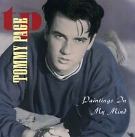 Tommy Page - Paintings In My Mind [new Cd] Manufactured On Demand on Sale