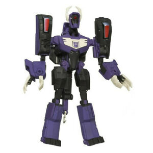 Transformers Animated SHOCKWAVE Complete Voyager Tank LONGARM