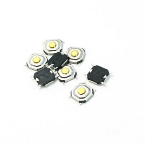 8pcs-5x5x1-5mm-SMT-SMD-Momentary-Action-4-Pin-Tact-Tactile-Switch-DC-12V-0-2A