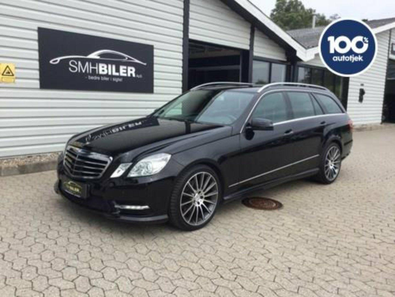 Mercedes E250 2,2 CDi Avantgarde stc aut 4-M BE 5d