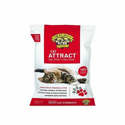Dr Elsey S Precious Cat Cat Attract Scoopable Cat Litter