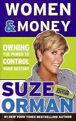 1 of 1 - Women and Money: Owning the Power to Control Your Destiny by Suze Orman...
