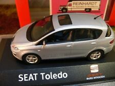 1/43 Seat Toledo silber
