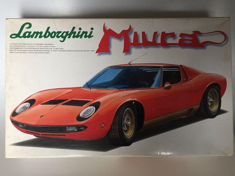 1 20 20 20 Fujimi Lamborghini Miura 55bc21