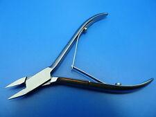 Acciaio Inox tronchesino unghie dritto PUNTA 105/10mm alta Qualità nuovo E211