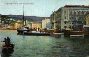 CPA-Trieste-Riva-del-Mandracchio-ITALY-529805