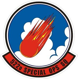 US-Air-Force-USAF-522nd-Special-Ops-Squadron-Decal-Sticker