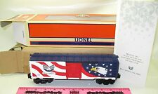 New Lionel 6-36761 Wellspring Capital Management Lighted Boxcar