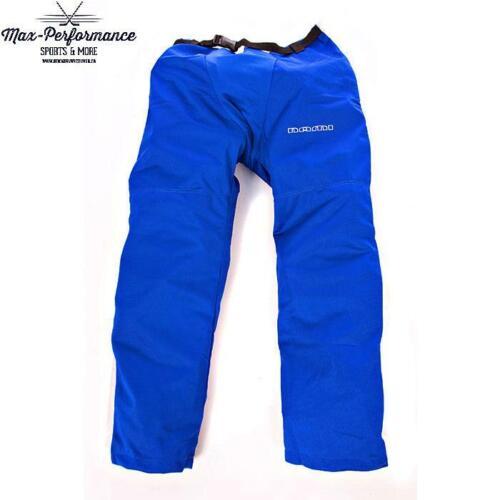 Ringette Pants Pant Leg Pads Padding NAMI Royal Blue Ringette Pants