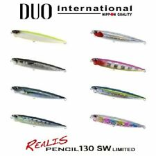 """DUO /""""ROUGH TRAIL MALICE 130/"""" Jig Minnow 64gr Heavy Spinning Lures Japan"""