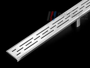 Type-PI-Designer-Stainless-Steel-Linear-Shower-Grate-Drain-Waste-varous-sizes