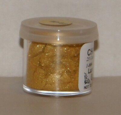 Old Gold Dust (Pharaoh's Gold) 2 grams Cake Decor Dust Gum Paste Deco DP-03