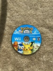 """PokePark Wii: Pikachus Adventure Nintendo Wii, 2010 """"Disc Only"""" Tested & Working"""