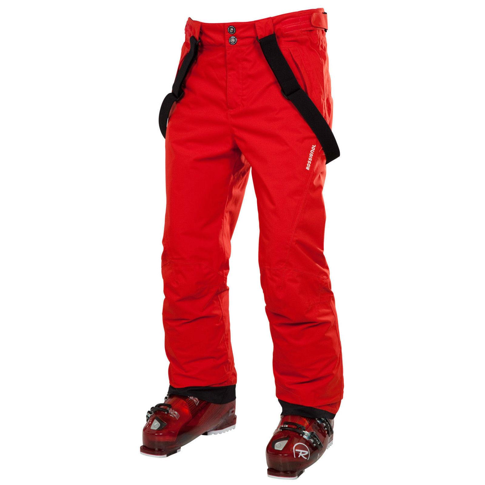 Rossignol Pursuit 10K Expert Trousers Mens Ski Snowboarding Salopettes Size XXXL