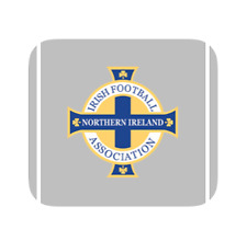 Northern Ireland Football Sticker 4in Car etc