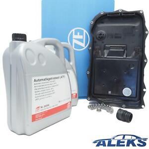 Zf Service Automatikwanne carter D'filtre Kit 10l Fiche pour BMW 1er 3er 5er