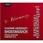 Dmitry Shostakovich - Shostakovich: Festive Overture; Symphony No. 5 (2008)