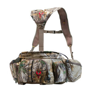 Badlands Monster Fanny Pack (Realtree AP Xtra), Molded Foam Suspension