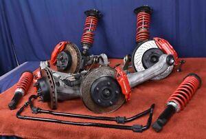 Porsche turbo 3.6 965 Suspension Brakes 964 turbo Trailing Control Arms Calipers