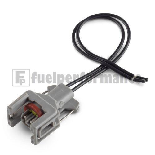 Iniettore Carburante connettore a spina-FORD TRANSIT 1.8 TDCI Iniettore Spina Kit Riparazione
