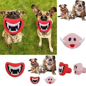 Novelty-Pet-Toys-Two-Styles-Demon-and-Pig-Chew-Cute-Toys-Interesting-Sound-Toy