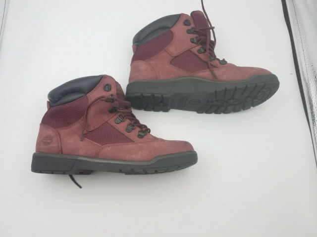 Boys A1259 Maroon Red Boots   eBay