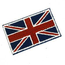 British English national UK flag Union Jack Sew On Patch Small