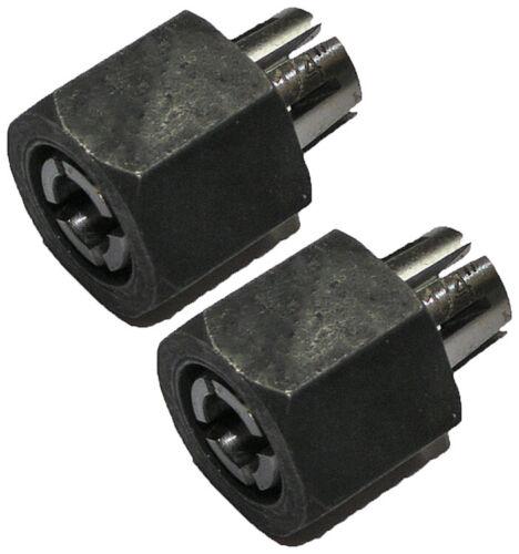 Dewalt 2 Pack Of Genuine OEM Replacement Collets # 326286-01-2PK