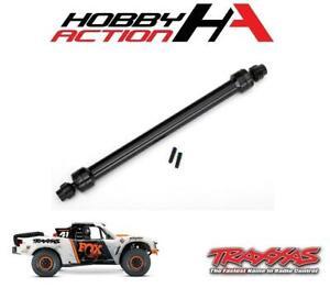 Traxxas UDR Rear Front//Drive Shaft For Unlimited Desert Racer Chromoly Vitavon