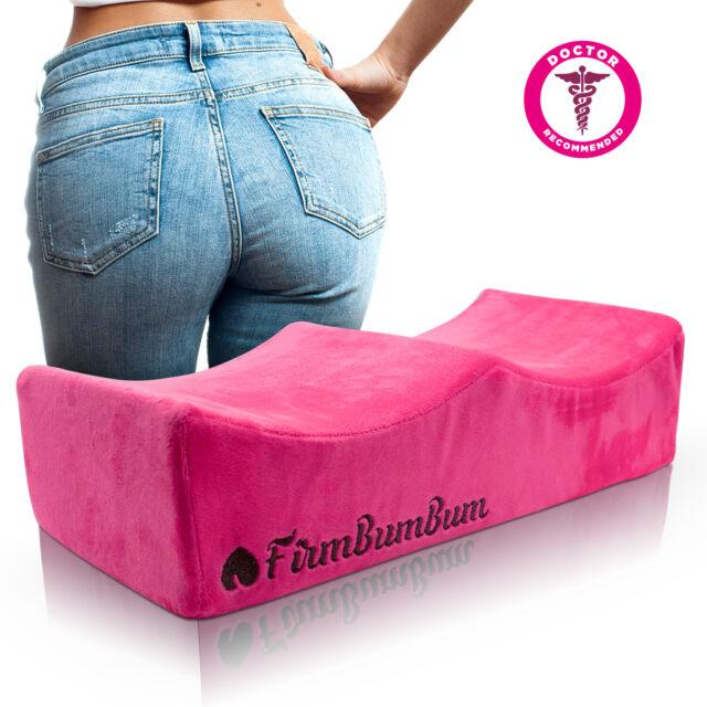 Brazilian Butt Lift Pillow – Post Surgery Recovery Seat – BBL Booty Foam  Lift