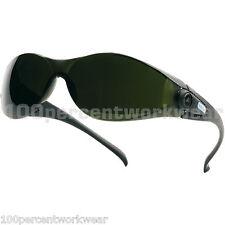 Delta Plus PACAYA T5 Welding Welders Smoke Lens Safety Glasses Specs Spectacles