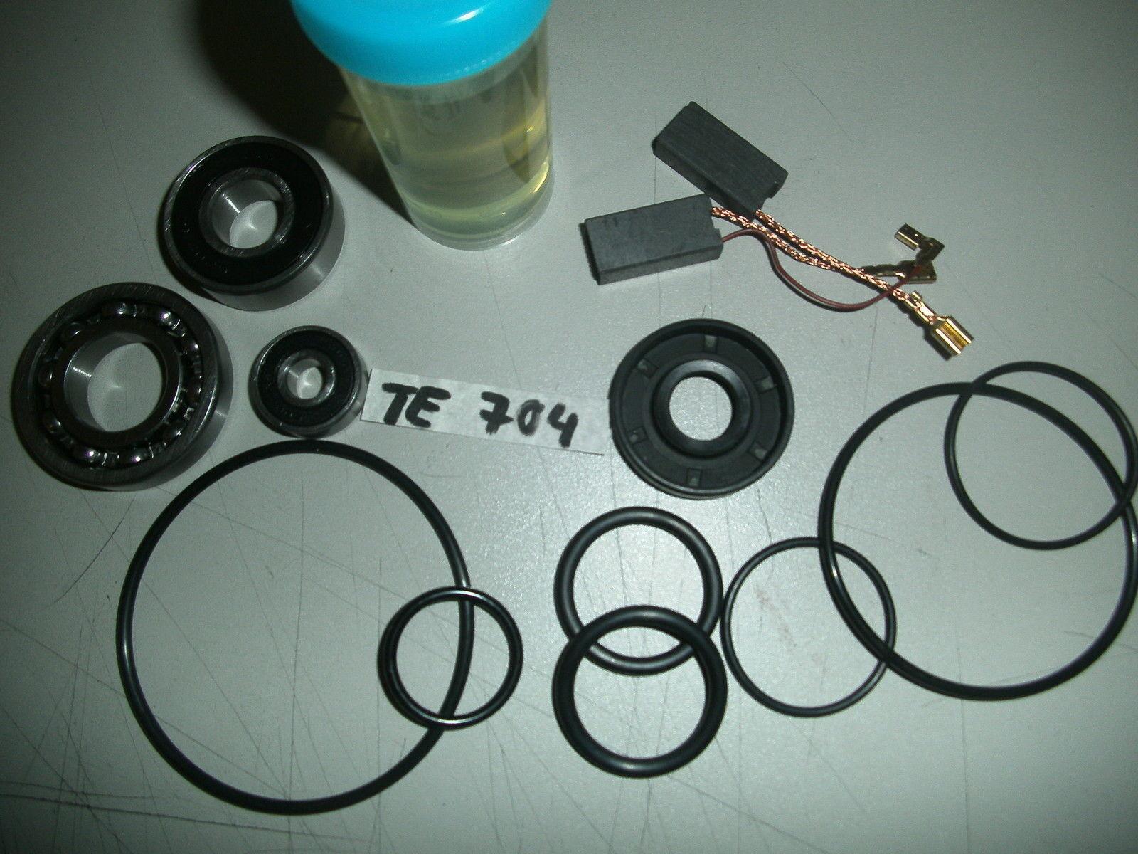 Hilti TE 704, Reparatursatz, Verschleissteilesatz, Wartungset
