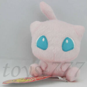 Pokemon-Character-4-5-034-Mew-Animal-Plush-Cute-Toy-Nintendo-Cartoon-Gift