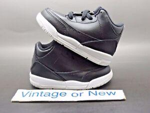 c460be7003c988 Nike Air Jordan III 3 Cyber Monday Retro BT Toddler 2016 sz 5C