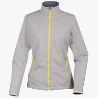 Lafuma Damen Softshell Jacke, LD Softshell Stelvio in Gr: XL  / in Farbe grau