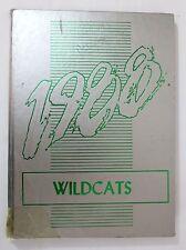 1988 Wildcats Yearbook Sierra Vista Middle School Arizona AZ Memorabilia Photos