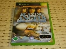 Blazing Angels Squadrons of WII für XBOX *OVP*