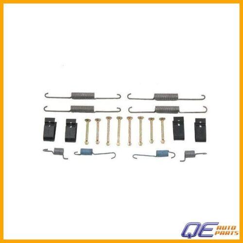 Rear Drum Brake Hardware Kit OPparts 61228002 For Kia Sephia Spectra