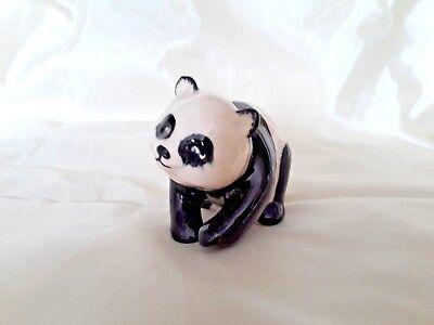 Pottery, Porcelain & Glass Wild Animals 1815 Colours Are Striking Beswick Panda Cub