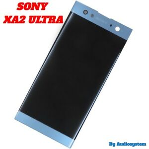 LCD-Display-Touch-Screen-For-SONY-XPERIA-XA2-Ultra-H4233-H3213-H4213-Blue-Glass