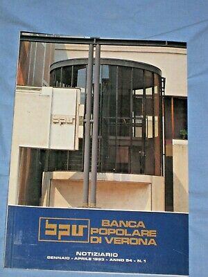 News Banca Popolare di Verona-January April 1993-Year 54 ...