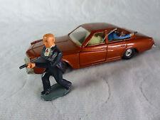 vintage Corgi Toys Kojak Buick Regal TV Car - No Hat Version