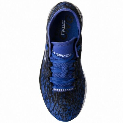 Under Armour Women/'s Charged Bandit 3 Ombre Shoe Sneaker Purple Blue Sz 6-10 NIB