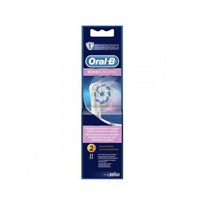 Oral B Recambios Cepillo Sensi Ultra Thin 2uds