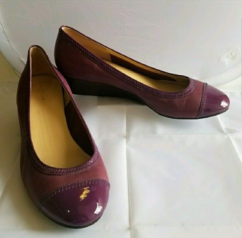 Cole Haan wedges Nikeair shoes size 11b